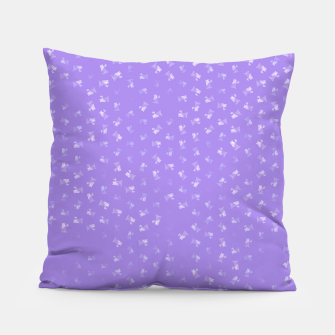 virgo zodiac sign pattern pu Pillow thumbnail image