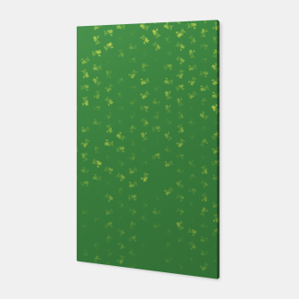 virgo zodiac sign pattern gr Canvas thumbnail image