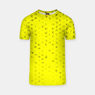 virgo zodiac sign pattern yb T-shirt thumbnail image