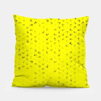 virgo zodiac sign pattern yb Pillow thumbnail image