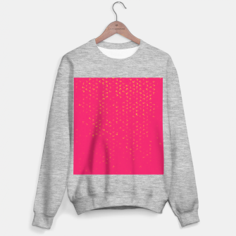 virgo zodiac sign pattern py Sweater regular thumbnail image
