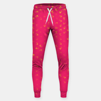 virgo zodiac sign pattern py Sweatpants thumbnail image
