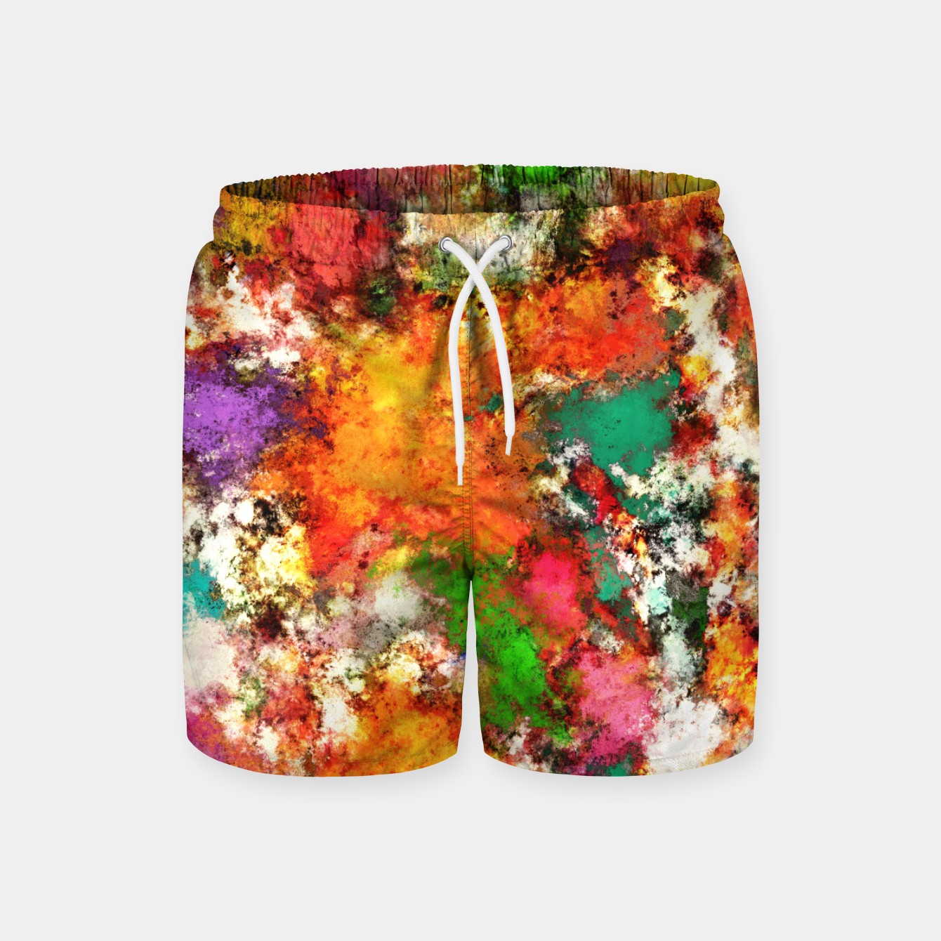 Image of Snap Swim Shorts - Live Heroes