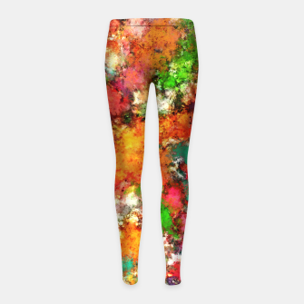Snap Girl's leggings thumbnail image