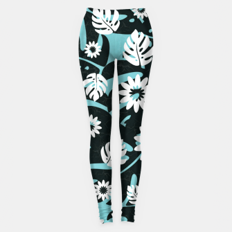 Thumbnail image of Summer vibes Leggings, Live Heroes
