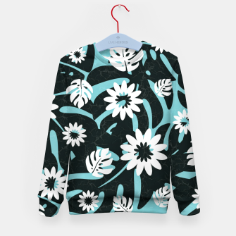 Summer vibes Kid's sweater thumbnail image