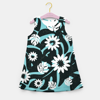 Thumbnail image of Summer vibes Girl's summer dress, Live Heroes