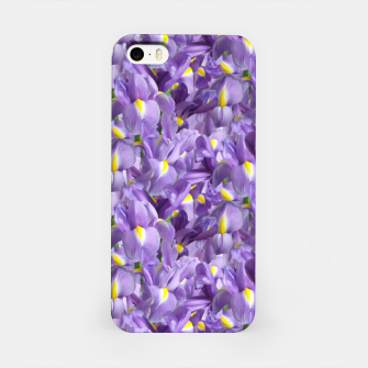 Iris Mesh iPhone Case thumbnail image