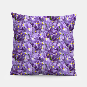 Thumbnail image of Iris Mesh Pillow, Live Heroes