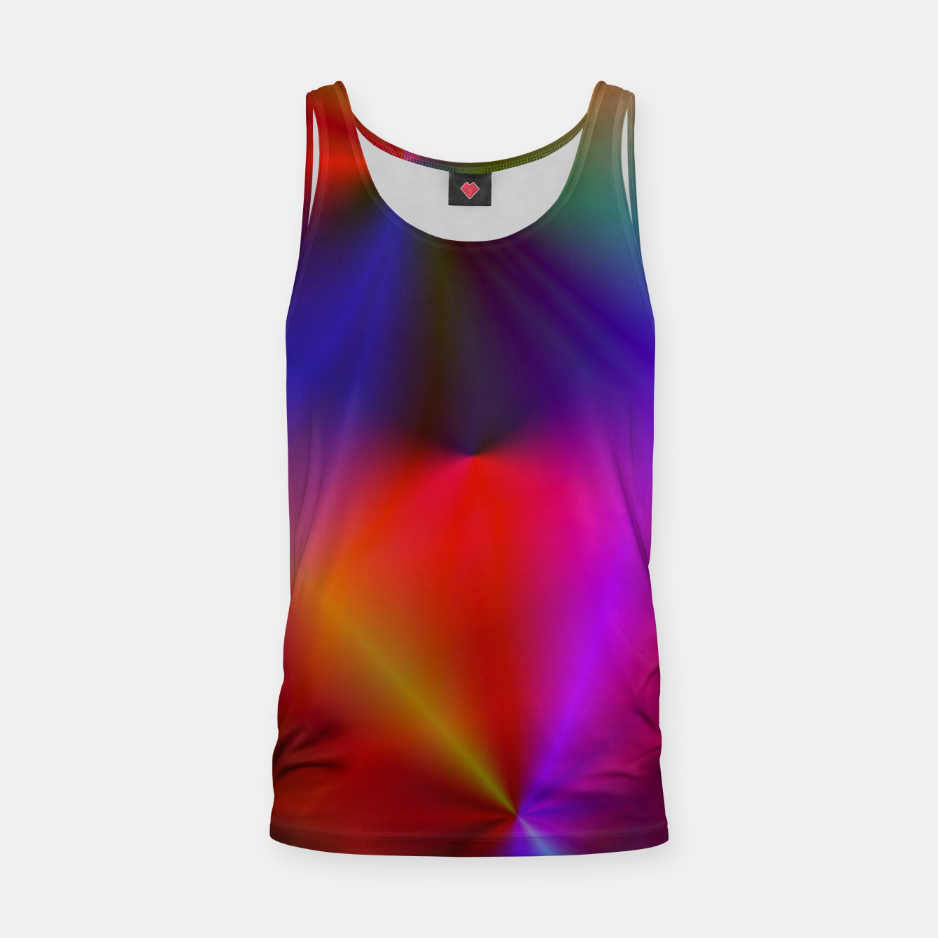Image of Spacy Tank Top - Live Heroes