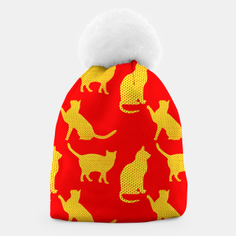 Thumbnail image of Golden cats-Red Gorro, Live Heroes