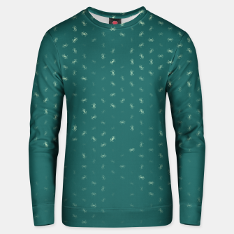 cancer zodiac sign pattern tw Unisex sweater thumbnail image