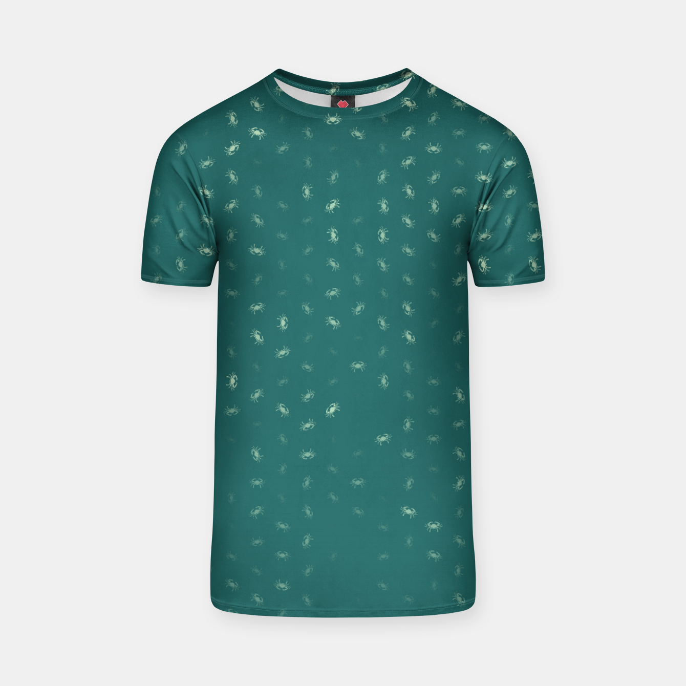 Image of cancer zodiac sign pattern tw T-shirt - Live Heroes