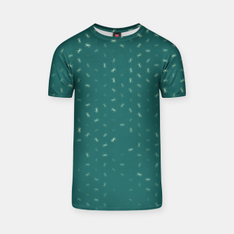 cancer zodiac sign pattern tw T-shirt thumbnail image