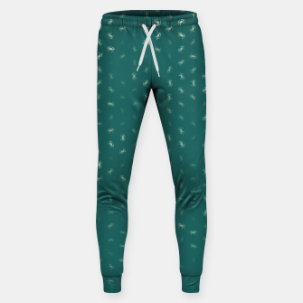 cancer zodiac sign pattern tw Sweatpants thumbnail image