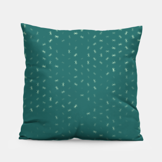 cancer zodiac sign pattern tw Pillow thumbnail image