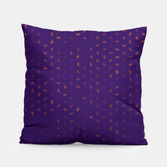 cancer zodiac sign pattern po Pillow thumbnail image