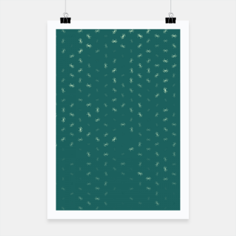 cancer zodiac sign pattern tw Poster thumbnail image