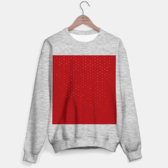 cancer zodiac sign pattern dr Sweater regular thumbnail image