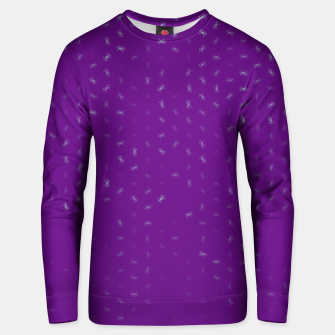 cancer zodiac sign pattern pt Unisex sweater thumbnail image