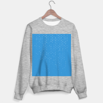 cancer zodiac sign pattern wb Sweater regular thumbnail image