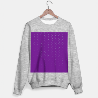 cancer zodiac sign pattern pt Sweater regular thumbnail image