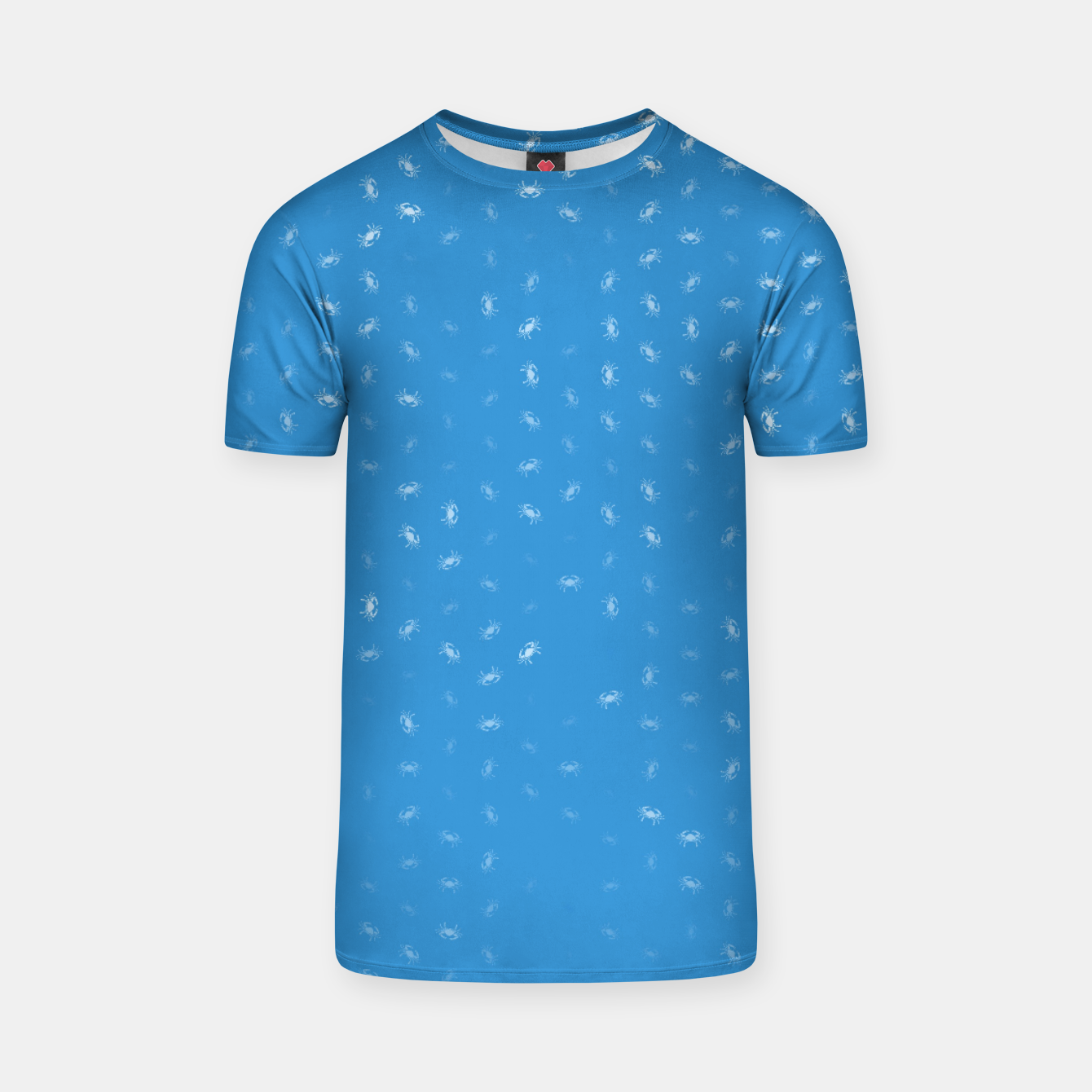 Image of cancer zodiac sign pattern wb T-shirt - Live Heroes