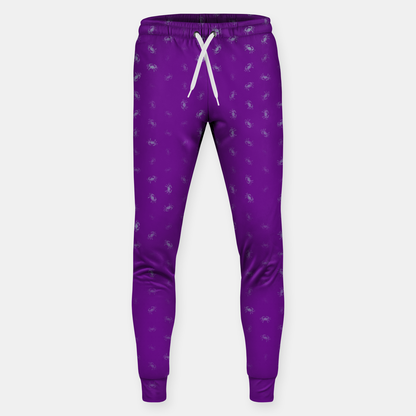 Image of cancer zodiac sign pattern pt Sweatpants - Live Heroes
