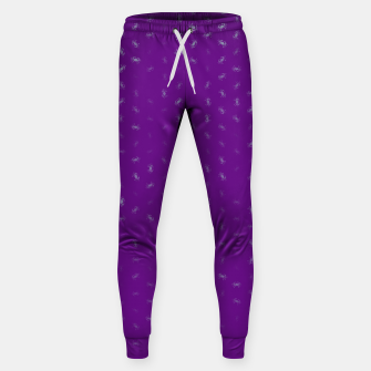 cancer zodiac sign pattern pt Sweatpants thumbnail image