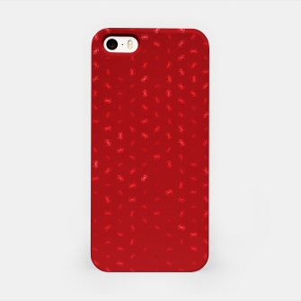 cancer zodiac sign pattern dr iPhone Case thumbnail image
