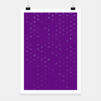 cancer zodiac sign pattern pt Poster thumbnail image