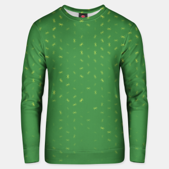 cancer zodiac sign pattern gr Unisex sweater thumbnail image