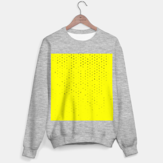 cancer zodiac sign pattern yb Sweater regular thumbnail image