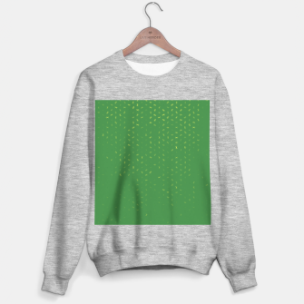 cancer zodiac sign pattern gr Sweater regular thumbnail image
