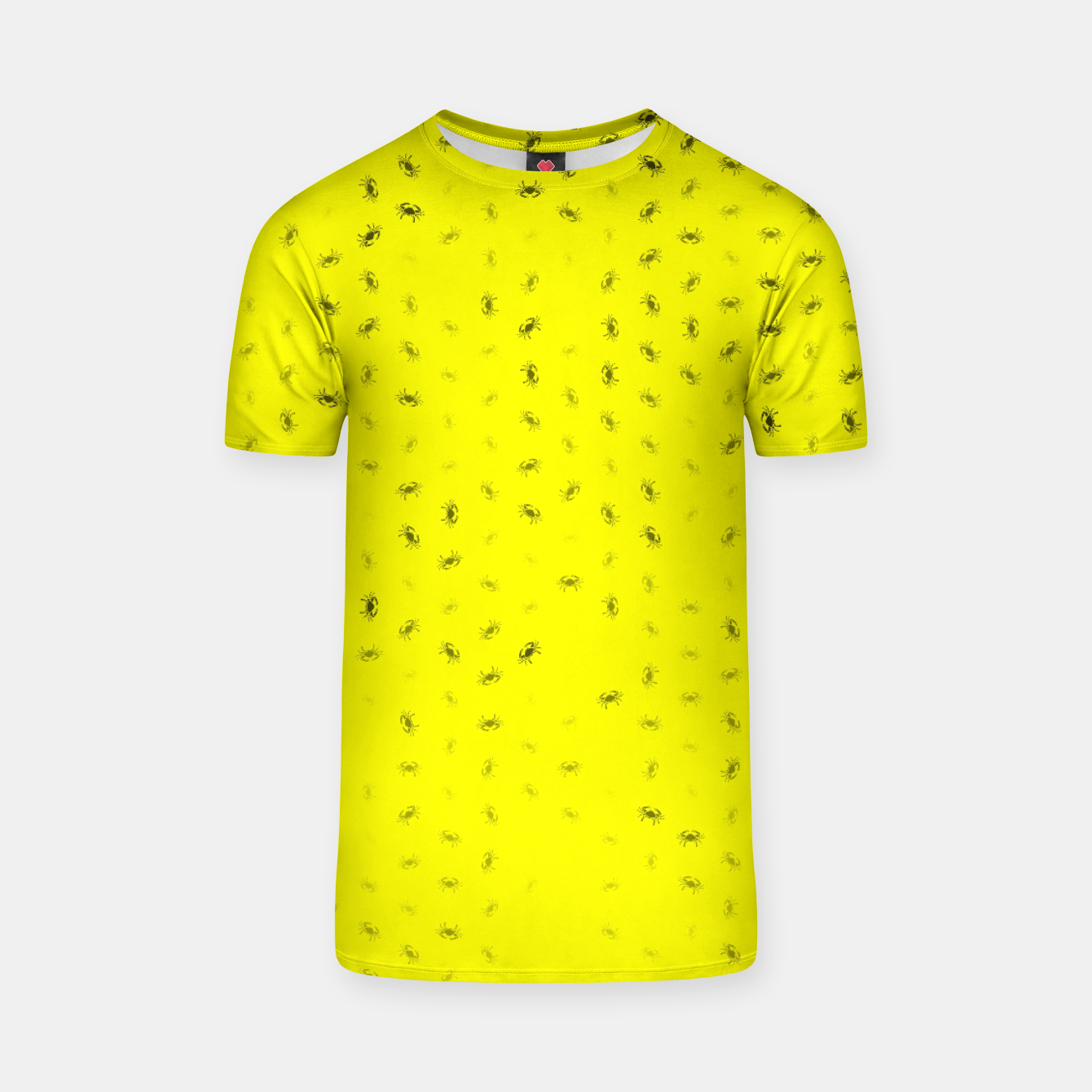 Image of cancer zodiac sign pattern yb T-shirt - Live Heroes