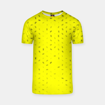 cancer zodiac sign pattern yb T-shirt thumbnail image