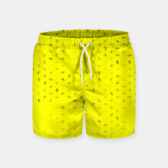 cancer zodiac sign pattern yb Swim Shorts thumbnail image