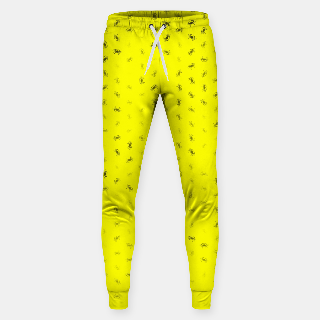 Image of cancer zodiac sign pattern yb Sweatpants - Live Heroes