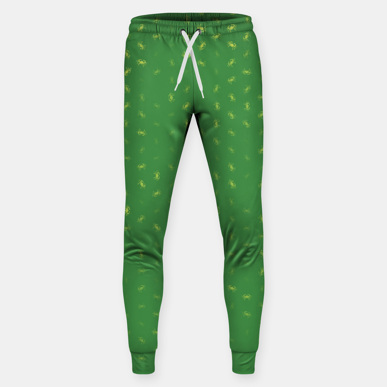 Image of cancer zodiac sign pattern gr Sweatpants - Live Heroes
