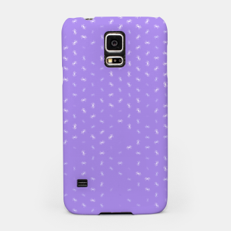 cancer zodiac sign pattern pu Samsung Case thumbnail image