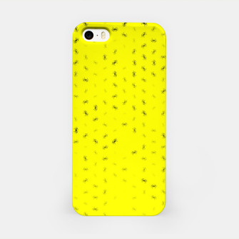 cancer zodiac sign pattern yb iPhone Case thumbnail image