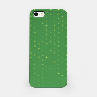 cancer zodiac sign pattern gr iPhone Case thumbnail image
