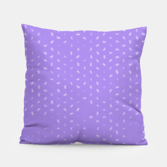 cancer zodiac sign pattern pu Pillow thumbnail image