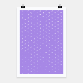 cancer zodiac sign pattern pu Poster thumbnail image