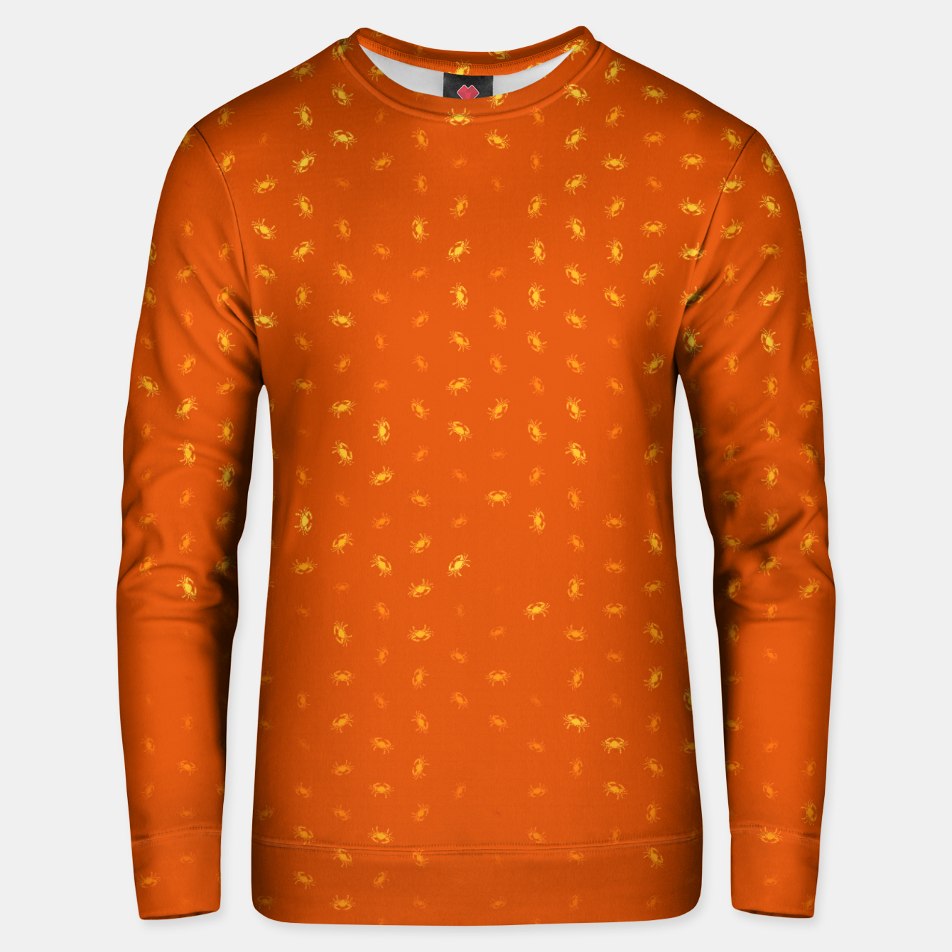 Image of cancer zodiac sign pattern yo Unisex sweater - Live Heroes