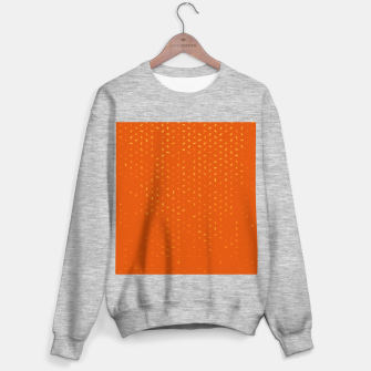 cancer zodiac sign pattern yo Sweater regular thumbnail image