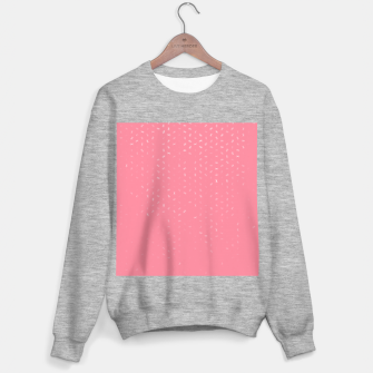 cancer zodiac sign pattern pw Sweater regular thumbnail image