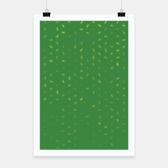 cancer zodiac sign pattern gr Poster thumbnail image