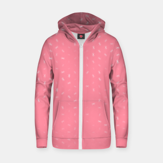 cancer zodiac sign pattern pw Zip up hoodie thumbnail image