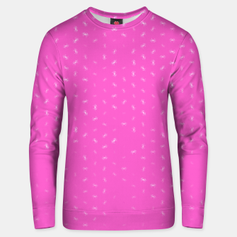 cancer zodiac sign pattern mag Unisex sweater thumbnail image